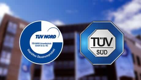 Die Unterschiede der Gütesiegel zwischen TÜV Nord und Süd