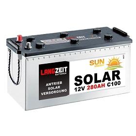 Batteriespeicher Solar Akku