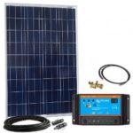 Mini Solaranlage mit Akku für den Eingenverbrauch, Erfahrung & Test