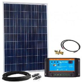 Mini Solaranlage mit Akku